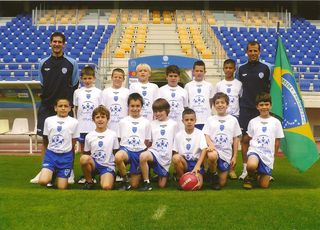 PHOTO STAGE ESTAC JONATHAN JUILLET 2009